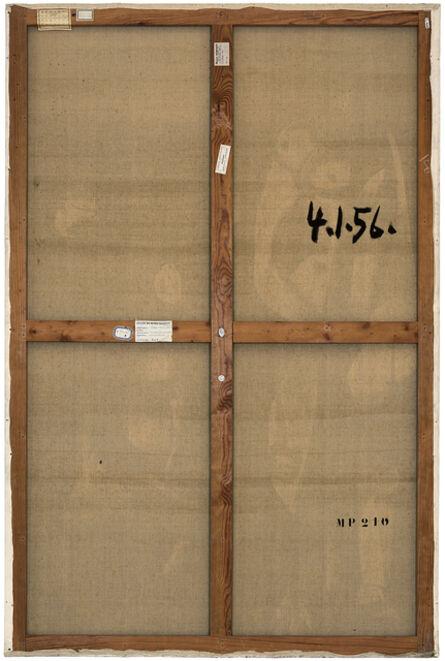 Philippe Gronon, 'Verso n°60, Femmes à la toilette, par Pablo Picasso, collection Musée national Picasso-Paris', 2016