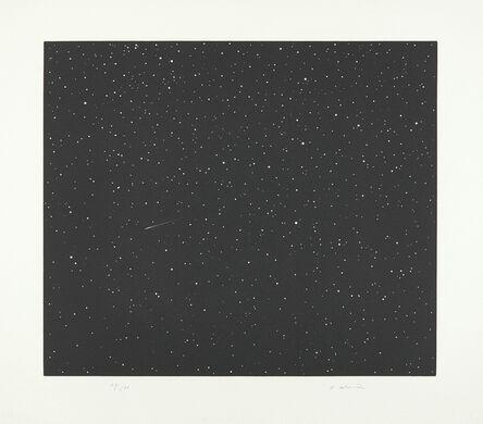 Vija Celmins, 'Comet, from Skowhegan Suite 1992', 1992