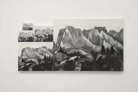 Babak Golkar, 'Palimpsest (MAGA)', 2016-2018