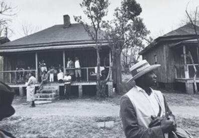 Dennis Hopper, 'Man With Freedom Hat', ca. Alabama 1965
