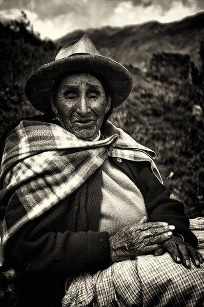 Zack Whitford, 'Quechuan Woman', 2015