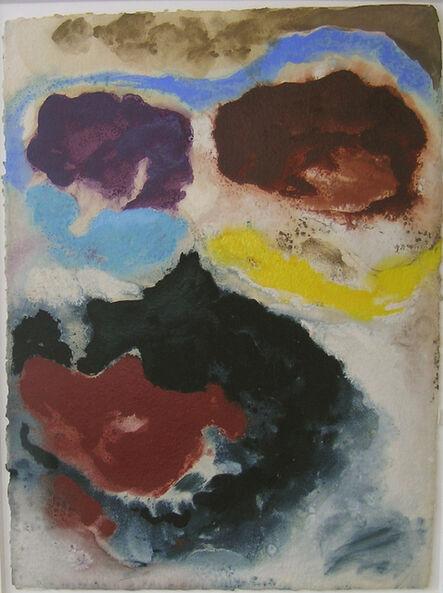 Friedel Dzubas, 'GTW-FD#6', 1987