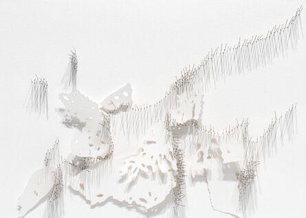 Safaa Erruas, 'Frontière 3', 2017
