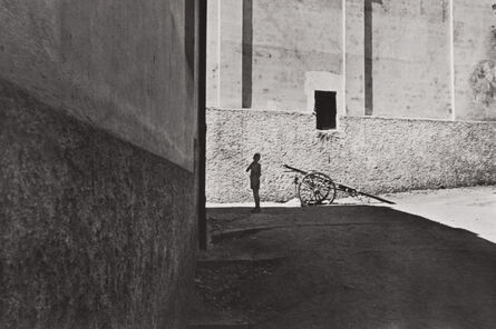 Henri Cartier-Bresson, 'Salerno, Italy', 1933