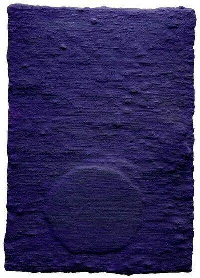 Toshiro Yamaguchi, 'Rocío morado', 2018