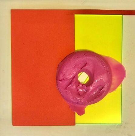 Lesley Bodzy, 'Pink Donut', 2020