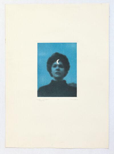 Liliana Porter, 'Magritte's 16th of September (self-portrait)', 1975