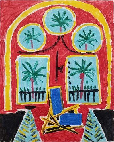 Pablo Picasso, 'La Fenetre de L'atelier a la Californie (The Window Of The Studio La Californie)', 1959