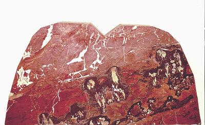 Pietro Consagra, 'Pietra matta di San Vito No. 13', 1972
