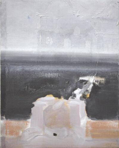 Merlin James, 'Pier', 2003