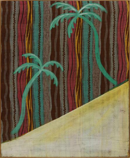 Sigmar Polke, 'The Palm Painting (Das Palmen-Bild)', 1964