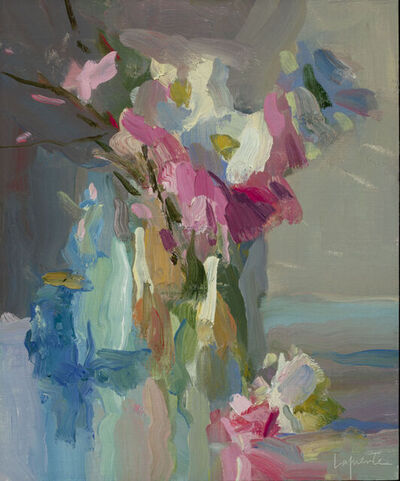 Christine Lafuente, 'Daisies and Pink Carnations', 2020