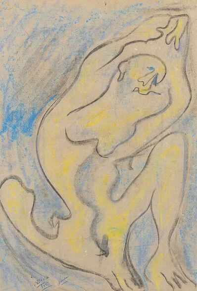Emilio Vedova, 'Nuda', 1945