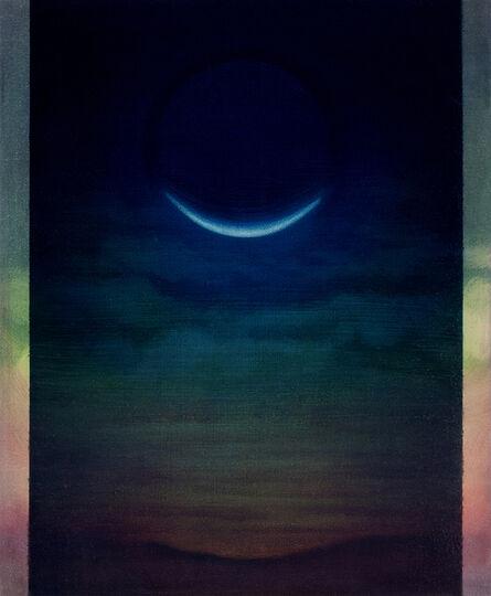Edouard Wolton, 'Croissant de lune', 2015
