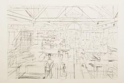 Sean Flood, 'Studio Interior', 2016