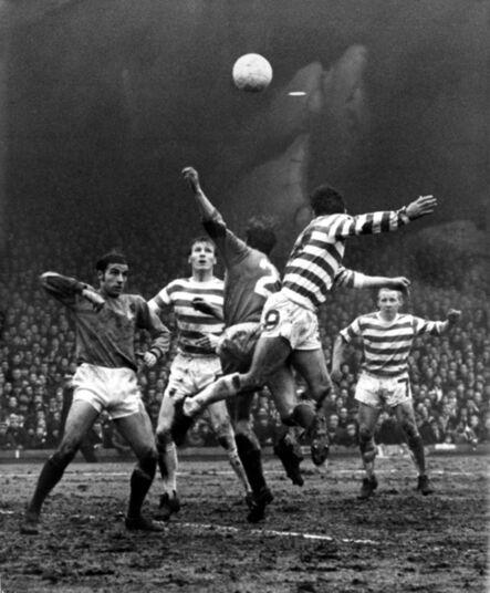 Harry Benson, 'Celtics vs. Rangers, Glasgow, Scotland', 1971