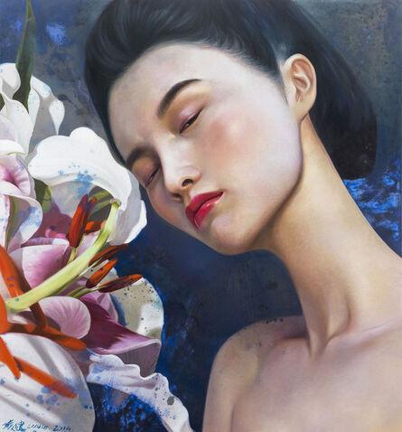 Ling Jian, 'The Moon', 2014