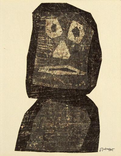 Jean Dubuffet, 'L'Ecriture Plastique', 1958