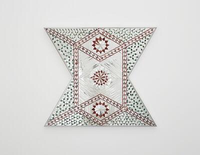 Monir Farmanfarmaian, 'Untitled (Square)', 2011