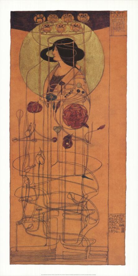 Charles Rennie Mackintosh, 'Part Seen, Imagined Part', 1999