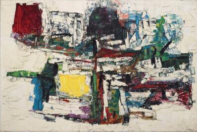 Jean-Paul Riopelle, '22 Décembre 1959', 1959