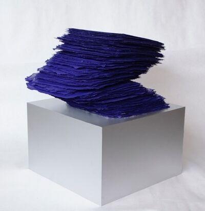 Betty Merken, 'Slab Series, Ultramarine', 2016