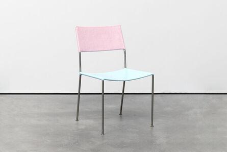 Franz West, 'Künstlerstuhl (Artist's Chair)', 2016