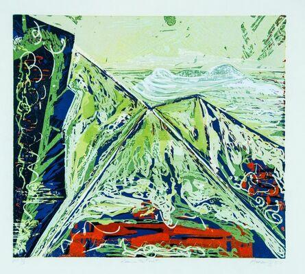 Gregory Amenoff, 'Seasons #2 Keen as the Frost', 2004