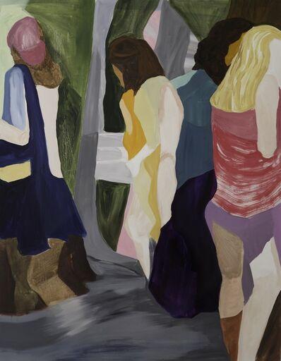 Sofia Spinnato, 'Crowd V', 2016