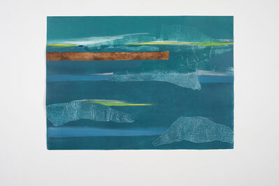 Gail Flanery, 'Blue Arens', 2019
