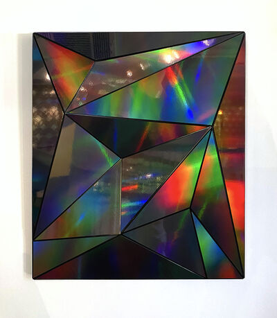 Will Penny, 'GAMUT RELIEF LXII HOLO', 2020
