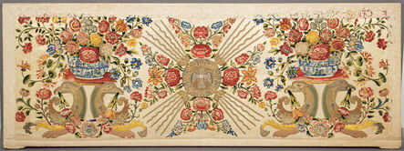 Unknown Artist, 'Dove of the Holy Spirit Altar Frontal', About 1700