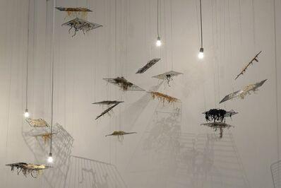 Aude Pariset, 'Pasta Hostis II', 2014