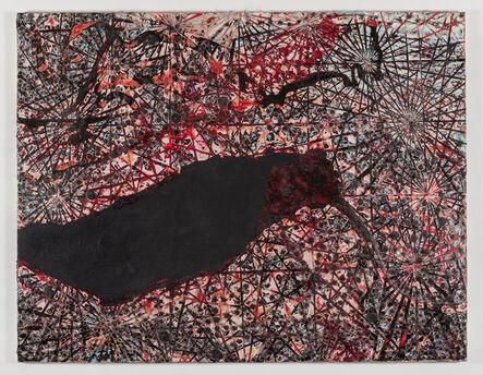 Mark Bradford, 'Dead Hummingbird', 2015
