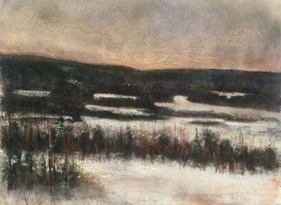 Ray Ruseckas, 'Along The Connecticut', 2016