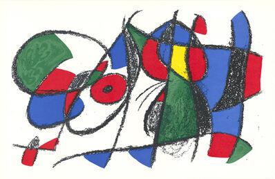Joan Miró, 'untitled', 1975