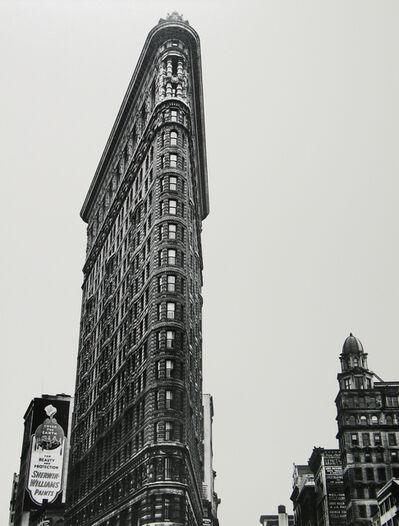 Berenice Abbott, 'Flatiron Building, Madison Square', 1938
