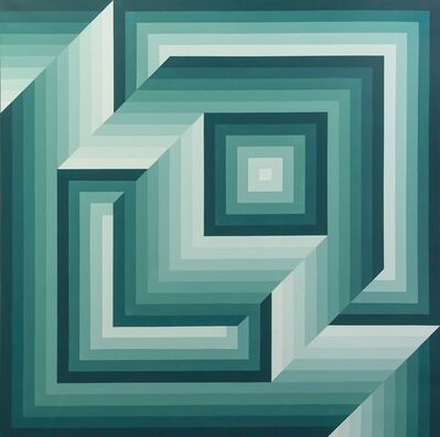 Victor Vasarely, 'EPULL', 1970