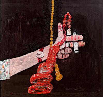 Philip Guston, 'Talking', 1979