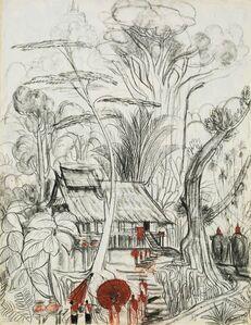André Maire, 'Luang Prabang', 1948-1958