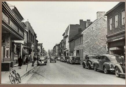 Arthur Rothstein, 'Winchester Virginia February 1940 Vintage Silver Gelatin Print', 1940-1949