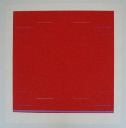 Yves Gaucher, 'Raga', 1967
