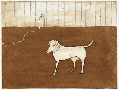 Noel McKenna, 'Dog 3 Legs', 2014
