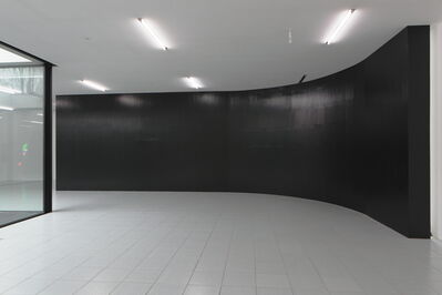 Naama Tsabar, 'Twilight (Gaffer Wall)', 2006-2017