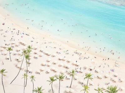 Jin-Woo Prensena, 'Waikiki Beach II', 2019