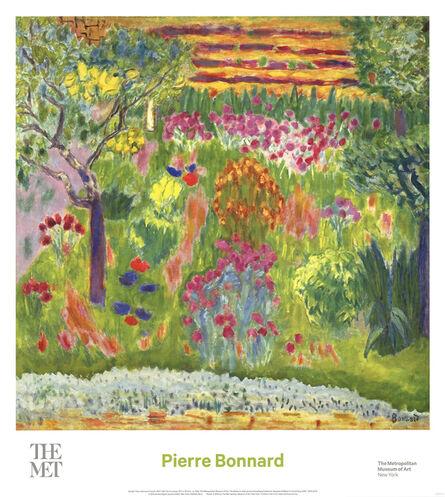 Pierre Bonnard, 'Garden', 2016
