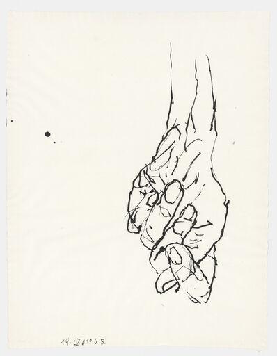 Georg Baselitz, 'Untitled', 2019