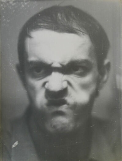 Ion Grigorescu, 'From the Grimaces Series I', 1975