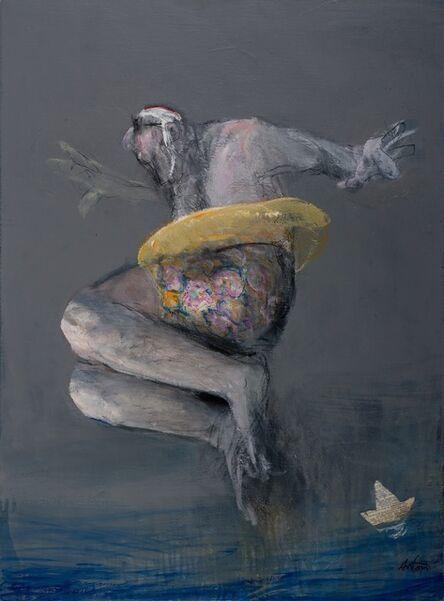 François Anton, 'Wahou', 2018