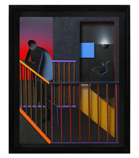 Adam Neate, 'THE BALCONY', 2014
